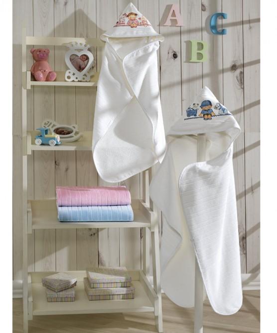 Dohler toalhas capuz